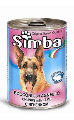 simba_cane_umido_bocconi_con_agnello
