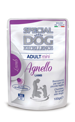 special_dog_excellence_cane_umido_buste_bocconcini_con_agnello_mini_adult